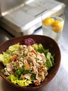 Chicken Chicken Salad