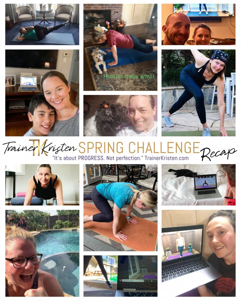Spring Challenge Recap