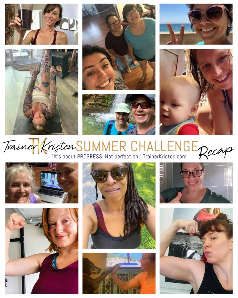 TK Summer Challenge Recap