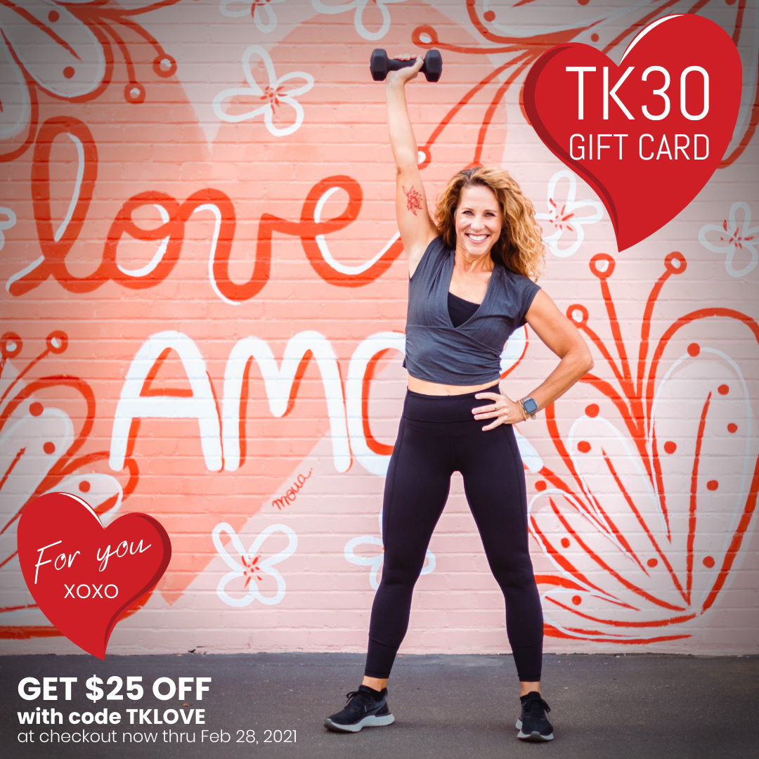 Save $25 with code TKLOVE at checkout!