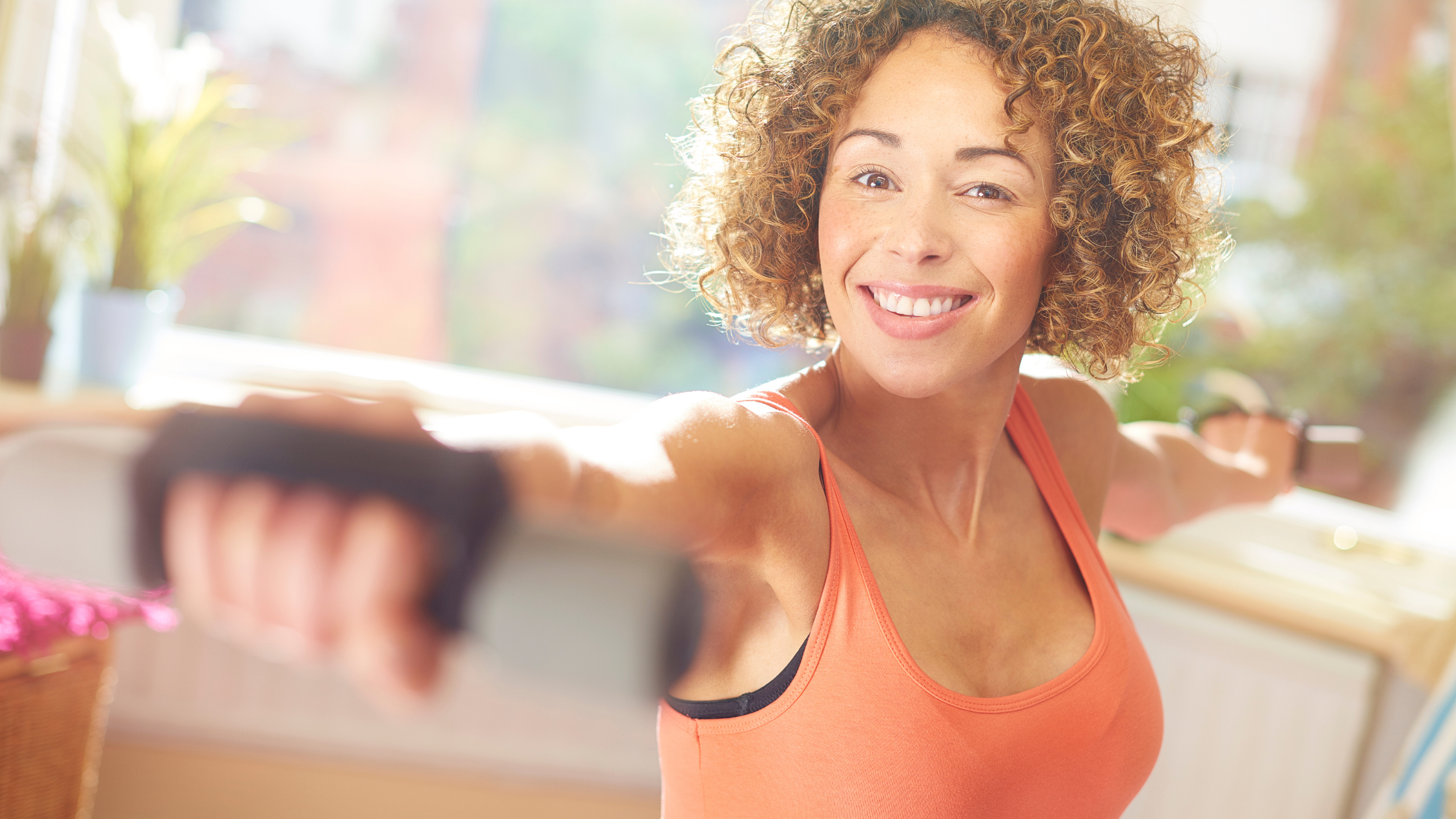 Exercise Reduces Stress Levels